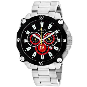 Men's Enzo Black Watch