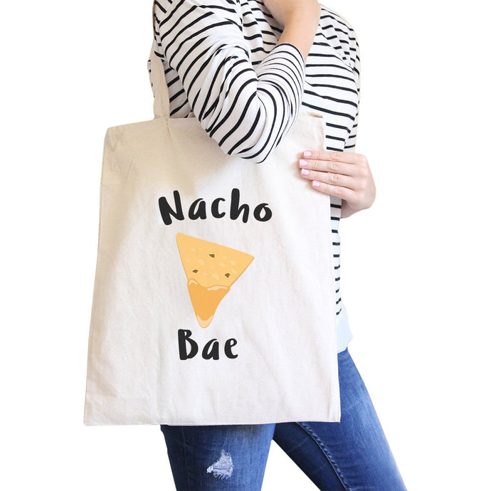 Nocho Bae Natural Eco Canvas Bag