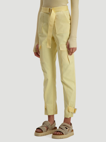 Skunk Trousers Light Yellow
