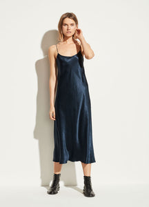 Satin slip dress VR68551013