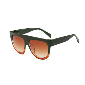 Womens Gradient Glasses
