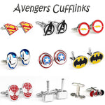 The Avengers Cufflinks Theme