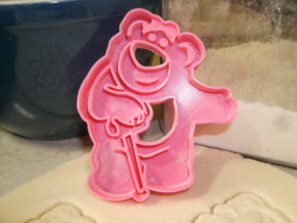Toy Story Lotso Cookie//Icing Cutter