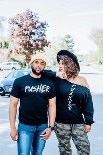 The PusHER Unisex-T