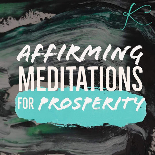 Affirming Meditation for Prosperity