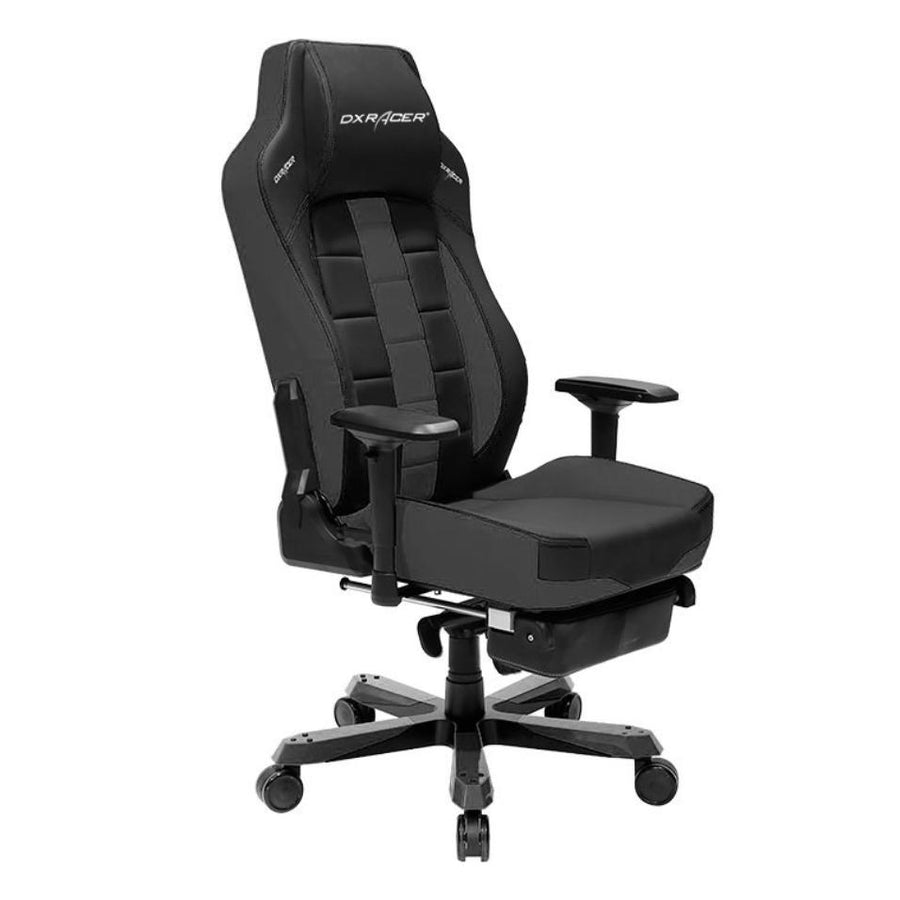 DXRacer OH/CS120/N/FT Black Classic Series Gaming Chair