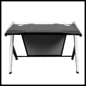 DXRacer GD/1000/NW Black/White Gaming Desk