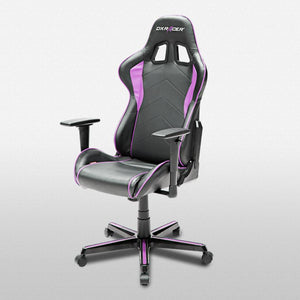 DXRacer OH/FH08/NP Black/Purple Formula Series Gaming Chair
