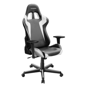 DXRacer OH/FH00/NW Black/White Formula Series Gaming Chair