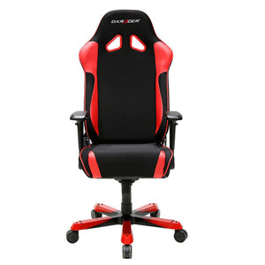 DXRacer OH/SJ11/NR Black/Red Sentinel Series Gaming Chair