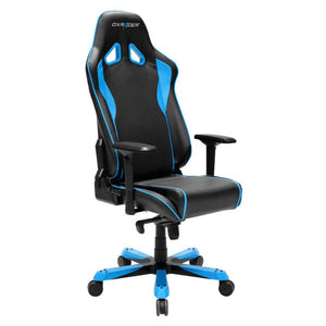 DXRacer OH/SJ08/NB Black/Blue Sentinel Series Gaming Chair