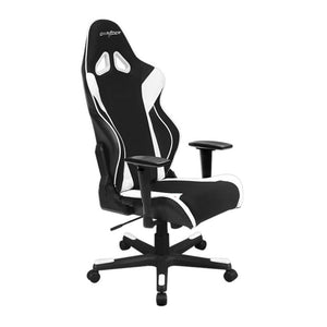 DXRacer OH/RW106/NW Black/White Racing Series Gaming Chair