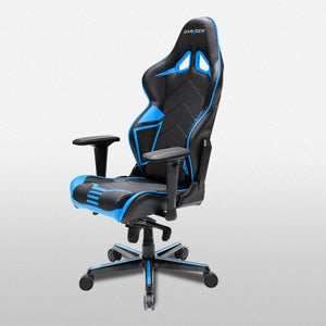 DXRacer OH/RV131/NB Black/Blue Racing Series Gaming Chair
