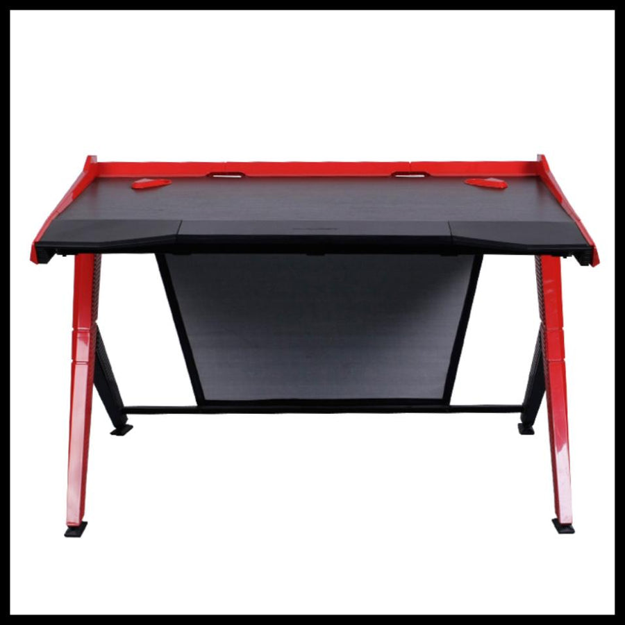 DXRacer GD/1000/NR Black/Red Gaming Desk