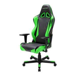 DXRacer OH/RB1/NE Black/Green Racing Series Gaming Chair