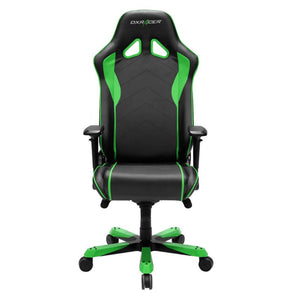 DXRacer OH/SJ08/NE Black/Green Sentinel Series Gaming Chair