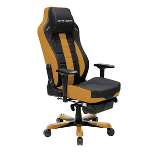 DXRacer OH/CS120/NC/FT Coffee/Black Classic Series Gaming Chair