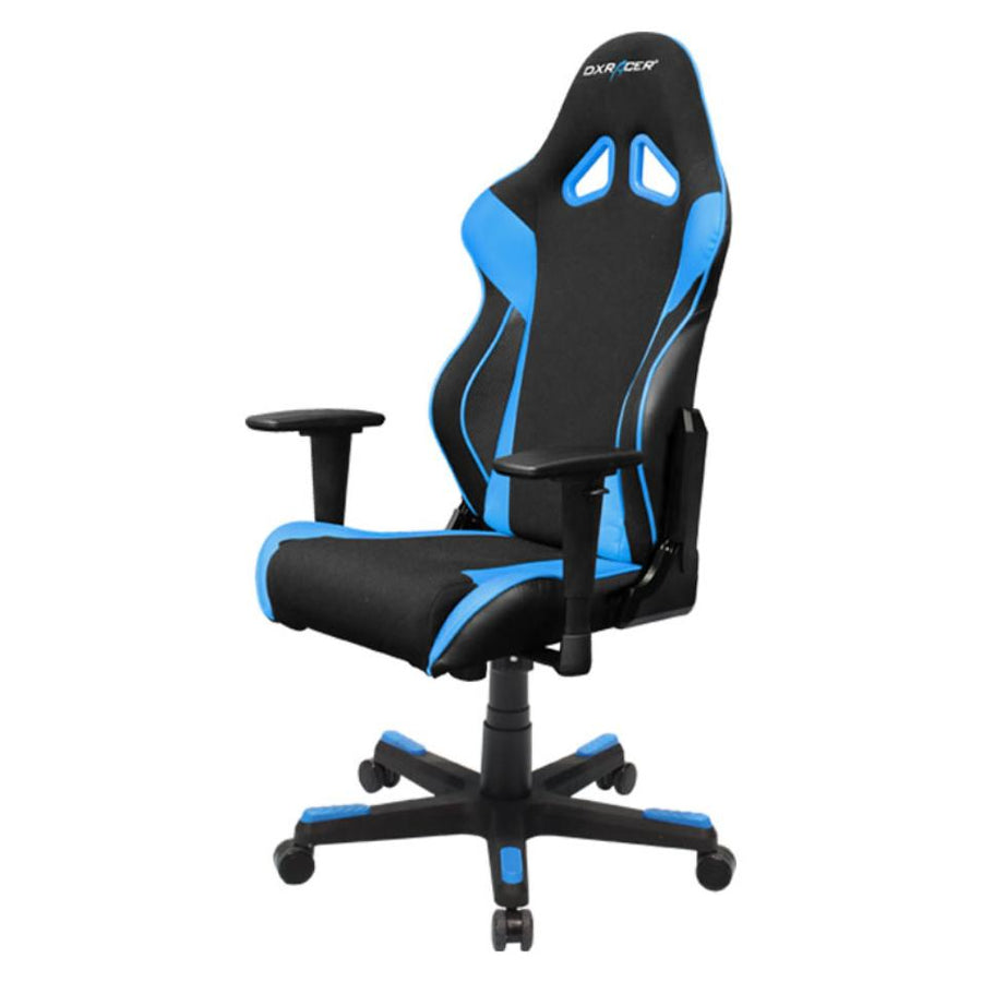 DXRacer OH/RW106/NB Black/Blue Racing Series Gaming Chair