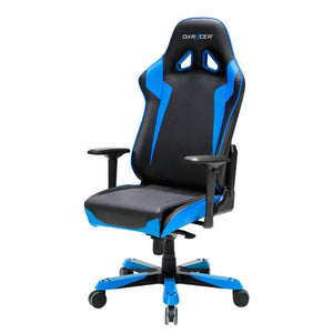 DXRacer OH/SJ00/NB Black/Blue Sentinel Series Gaming Chair