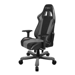DXRacer OH/KS06/NG Black/Gray King Series Gaming Chair