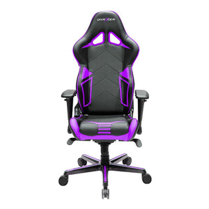 DXRacer OH/RV131/NV Black/Violet Racing Series Gaming Chair