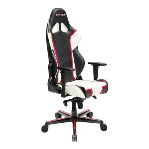 DXRacer OH/RH110/NWR Black/Blue/Red Racing Series Gaming Chair