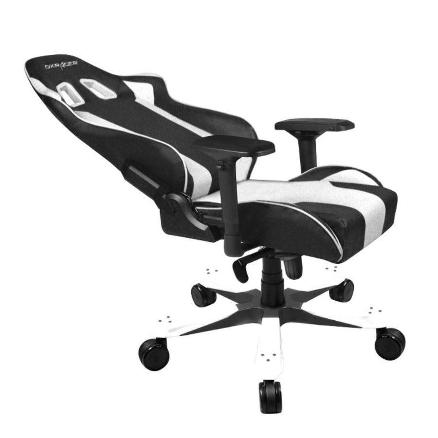 DXRacer OH/KS06/NW Black/White King Series Gaming Chair