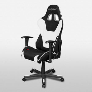 DXRacer OH/FD101/NW Black/White Formula Series Gaming Chair