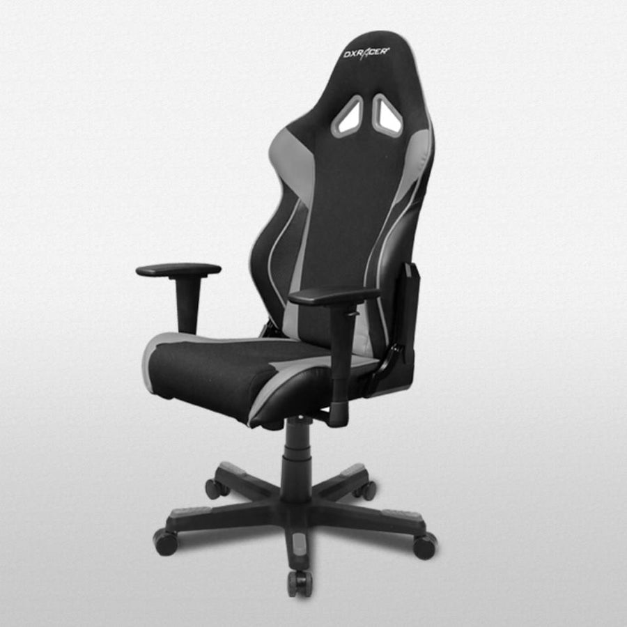 DXRacer OH/RW106/NG Black/Gray Racing Series Gaming Chair