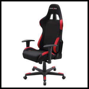 DXRacer OH/FD01/NR Black/Red Formula Series Gaming Chair