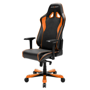 DXRacer OH/SJ08/NO Black/Orange Sentinel Series Gaming Chair