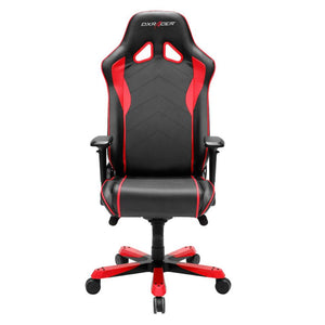 DXRacer OH/SJ08/NR Black/Red Sentinel Series Gaming Chair