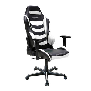 Dxracer Oh/dm166/nw Black/white Drifting Series Gaming Chair Chairs