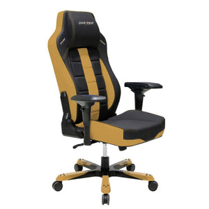 Dxracer Oh/bf120/nc Black/caramel Boss Series Gaming Chair Chairs