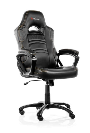 Enzo Gaming Chair Black Chairs Arozzi
