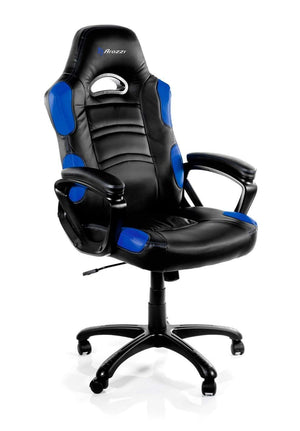 Enzo Gaming Chair Blue Chairs Arozzi