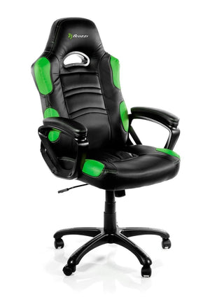 Enzo Gaming Chair Green Chairs Arozzi