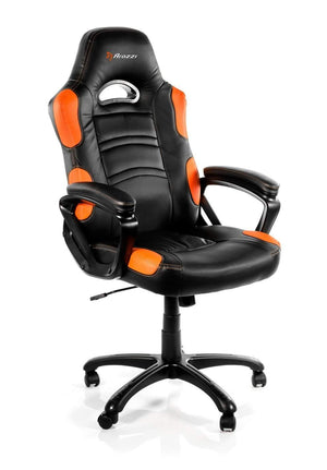 Enzo Gaming Chair Orange Chairs Arozzi