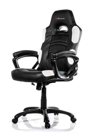 Enzo Gaming Chair White Chairs Arozzi