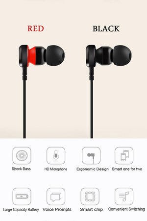 Bluetooth 4.2 Earphones Gaming Racer Chairs