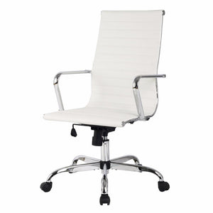Eames Style Executive Leather High Back Gaming / Office Chair Chairs Racer