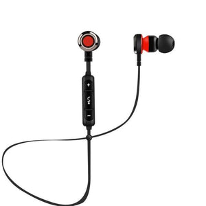 Bluetooth 4.2 Earphones Red Gaming Racer Chairs