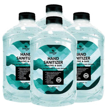 FDA Approved Hand Sanitizer Half a Gallon Pack of 4 (256 oz)