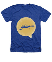 Salaam Typography In Arabic And English  - Heathers T-Shirt