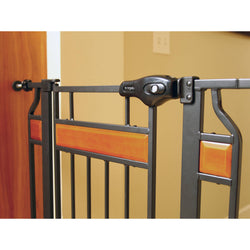 Extra Tall Pet & Baby Steel Gate