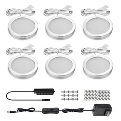 LED Under Cabinet Lighting Kit
