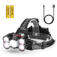 LED Waterproof Camping Headlamp