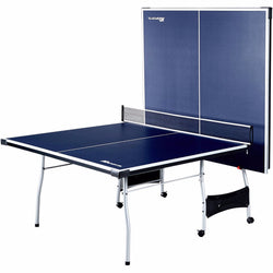 Official Size Fold-Up Ping Pong Table