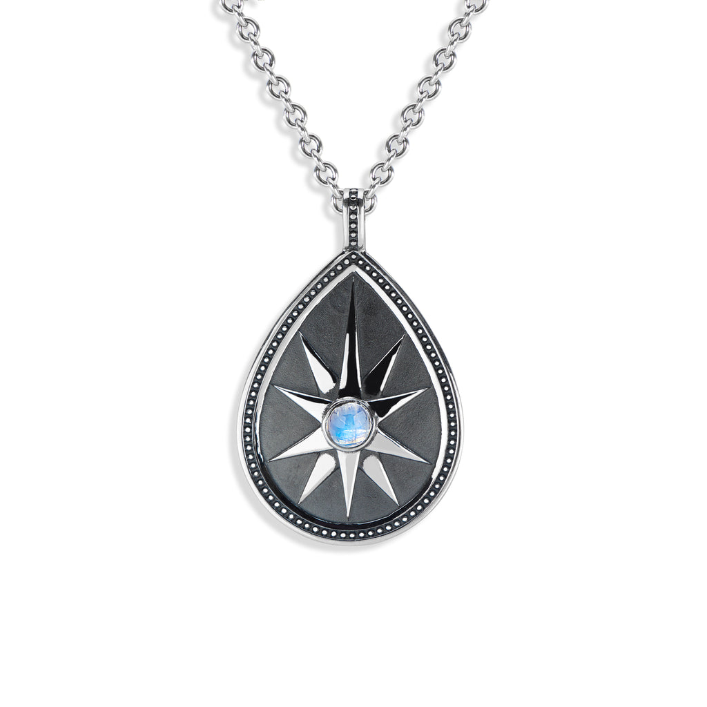 Teardrop Star Pendant