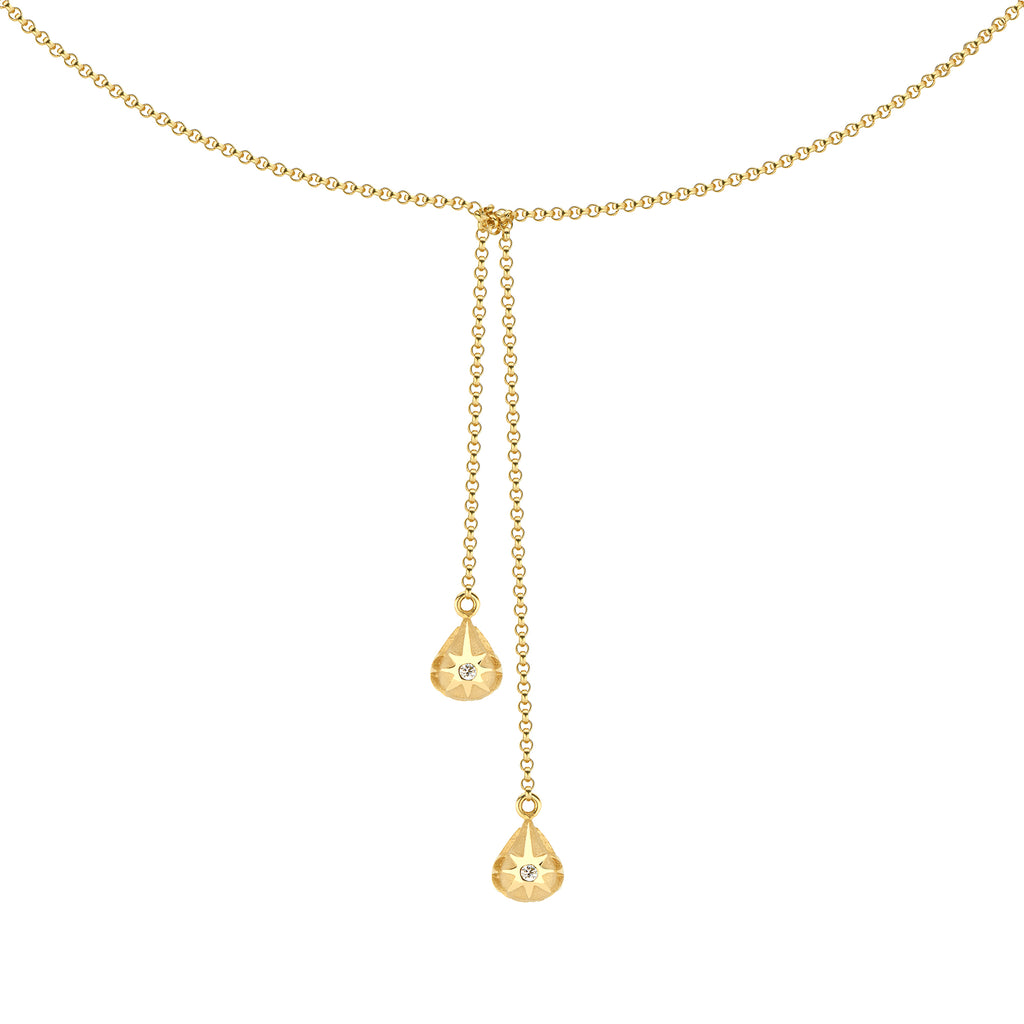 Teardrop Star Lariat